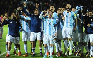 Argentina tiene los 23 futbolistas que lo representarán en Rusia.