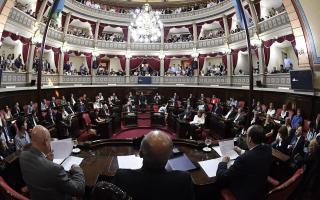 Asumieron los senadores bonaerenses y definieron a los nuevos cuatro vicepresidentes