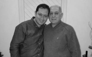 Dolor tras la muerte del padre del intendente Salvador Serenal