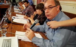 Mario Barbieri, Presidente del HCD. Foto: LaNoticia1.com