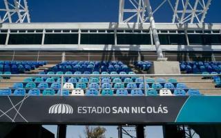 Copa Argentina: El Estadio San Nicolás vuelve a ser sede de la competencia