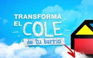 Sodimac y Fundación Sí colaboran con 7 escuelas de las provincias de Buenos Aires y Córdoba