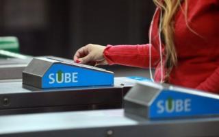 Un año de la Red SUBE: El 85% de los usuarios obtuvo descuentos por $4.500 millones