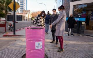 Tachos rosados en Chivilcoy: Jefa de Anses respondió burlas y críticas de redes sociales