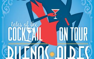 """Llega a Buenos Aires """"Tales of the Cocktails on Tour"""""""