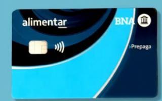 El lunes 3 de febrero comienza entrega de la tarjeta AlimentAR en Tigre