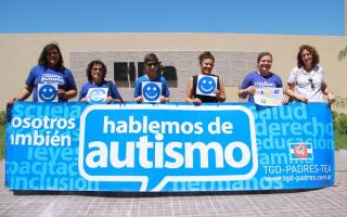 TGD Padres TEA quiere que se aplique la ley de autismo aprobada en 2014 pero nunca reglamentada