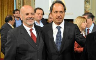 Telerman será el vocero de Scioli de cara al 2015.