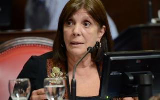 García presentó el pedido en la Legislatura.