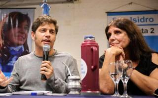 García será ministra de Kicillof en la Provincia.