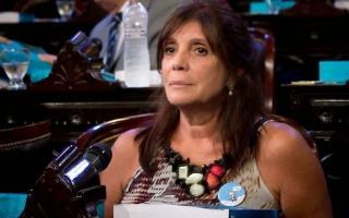 Teresa García, durísima contra María Eugenia Vidal.