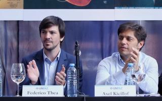 Federico Thea y Kicillof