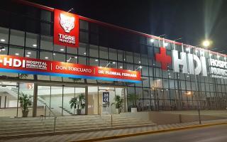"""Tigre: Inauguración del Hospital Municipal de Diagnóstico Inmediato """"Dr. Floreal Ferrara"""""""