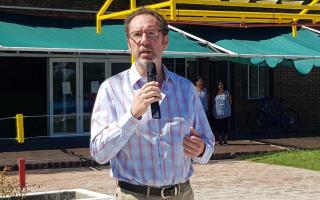 """""""No hay ningún tipo de malversación de fondos"""", aseguró el intendente de Carlos Casares"""
