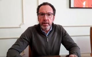 Walter Torchio tiene coronavirus