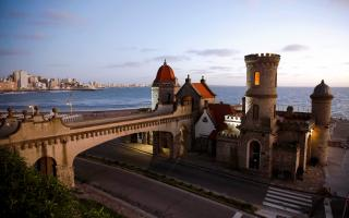 Torreón del monje, Mar del Plata