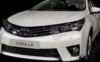 El nuevo Toyota Corolla arribará a Argentina el próximo 10 de abril