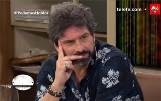Iván Noble recordó el día que le cantó a Cristina.