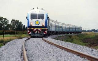 Alberti: El tren vuelve a parar en estación Andrés Vaccarezza a partir del próximo viernes 23