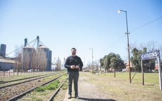 Tren Junín – Retiro: Intendente de Chacabuco celebró nueva parada en O'Higgins