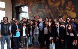 Macri y Vidal juntos en medio de la tensión por el impacto del ajuste en Provincia