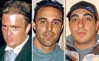 Sebastián Forza, Damián Ferrón y Leopoldo Bina fueron asesinados en 2008.