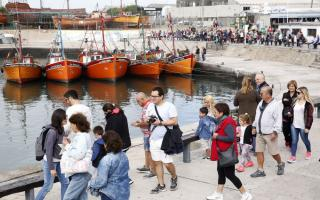 La Felz recibió más de 100 mil turistas. Foto: Punto de Noticias