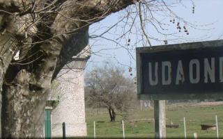 La víctima es de la localidad era de la localida de Udaondo