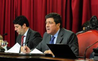 Vicegobernador, Gabriel Mariotto.