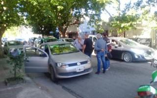 En Mar del Plata comenzó a funcionar Uber. Foto: Twitter