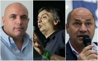 Torres criticó a Máximo y a Secco por el discurso que lanzaron en el Plenario de Unidad Ciudadana en Ensenada. .