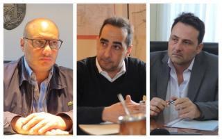 Reino, Tagliaferro y Aiola abrieron el debate.