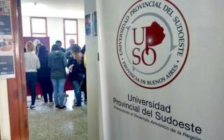 Inscripción 2020 abierta para la Universidad Provincial del Sudoeste
