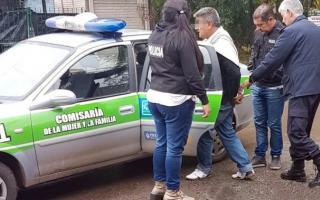 El hombre fue detenido en Florencio Varela.