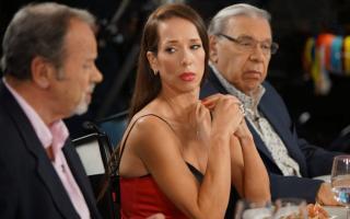 La actriz criticó los aumentos en los servicios públicos.