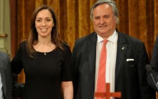 De La Torre asumió en Producción y luego pasó al Ministerio de Gobierno de la mano de Vidal.