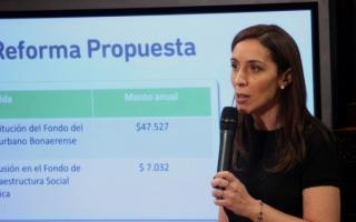 Vidal aceptará retirar la demanda a cambio de un acuerdo gradual con Nación