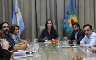 Vidal convocó a la reunión para este lunes a las 18.00.