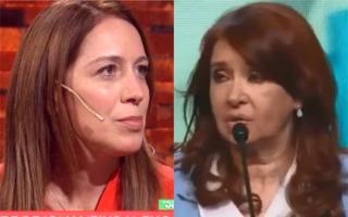 Vidal respondió a los dichos de Cristina.