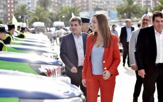 """""""El que elige la Provincia este verano elige más trabajo para muchos bonaerenses"""", dijo Vidal al lanzar Operativo Sol"""