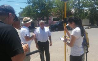 General Villegas: Para prevenir inundaciones e incendios, actualizan mapas en Sistema de alerta temprano