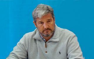 Foto: Guillermo Volponi, concejal del Cambiemos