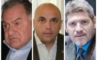 Julio Pereyra, César Torres y Guillermo castello, algunos de los diputados que se refirieron al tema en redes sociales.