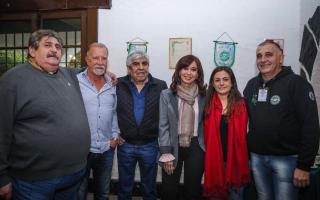 Cristina y Hugo Moyano se mostraron juntos en Cañuelas: Retorno para una tirante relación