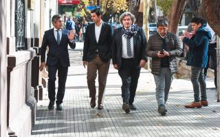 """Urtubey en Mendoza: """"La grieta nos está poniendo en un lugar de vulnerabilidad extrema"""""""
