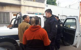 Jonathan Bedetti fue detenido por la Policía.