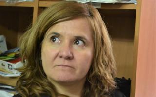 La fiscala Viviana Ramos quedó en el ojo de la tormenta.