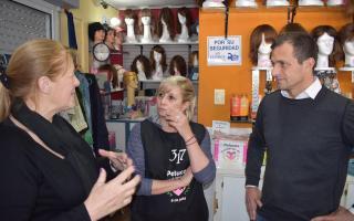 Conversaron con María Rita Fournier, emprendedora solidaria que realiza pelucas gratuitas