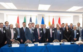 Salta adhirió a la declaración conjunta de la Zicosur y la OEA que fortalecerá institucionalidad regional