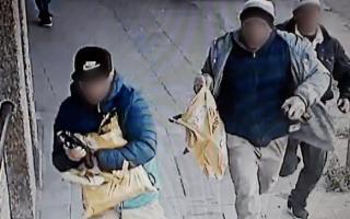 Golpe Comando millonario a camión de caudales de Lomas del Mirador: Estos son los asaltantes
